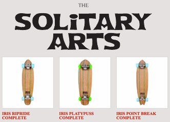 The Solitary Arts