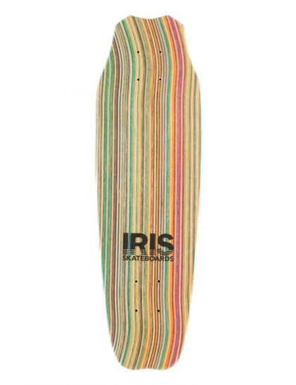 160eda09397 Handcrafted Recycled Skateboard Creations - Iris Skateboards